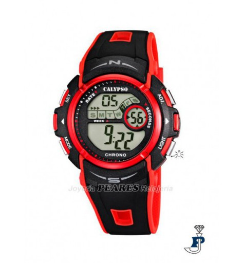 Reloj CALYPSO digital junior. - K5610/5