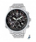 Reloj Citizen Eco-Drive, Radiocontrolado de Titanio. - AS4050-51E