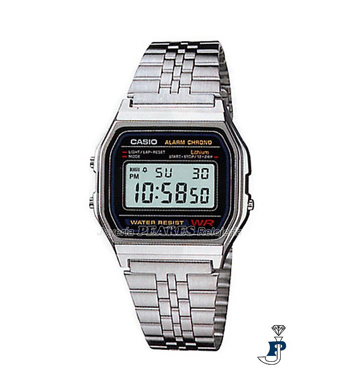 Reloj Casio digital - A-158W