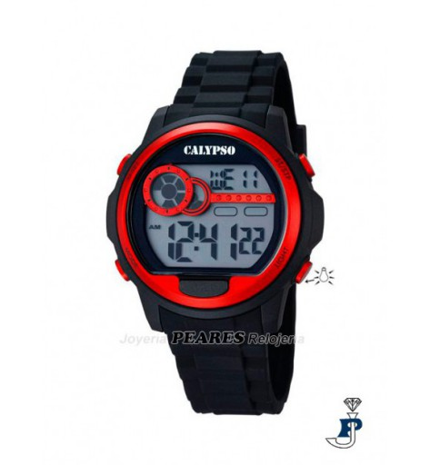 Reloj CALYPSO digital junior. - K5667/2