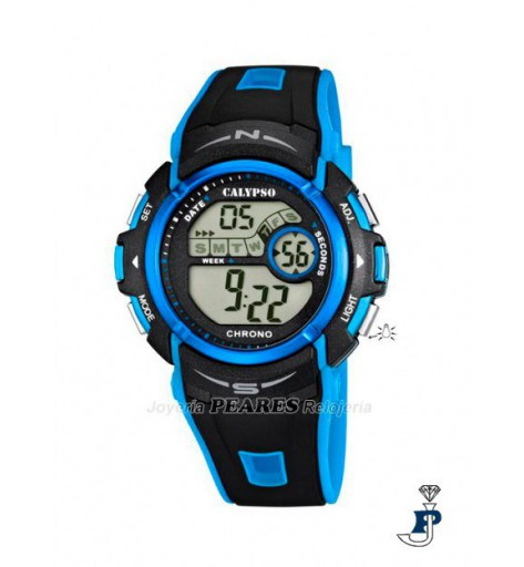 Reloj CALYPSO digital junior. - K5610/6