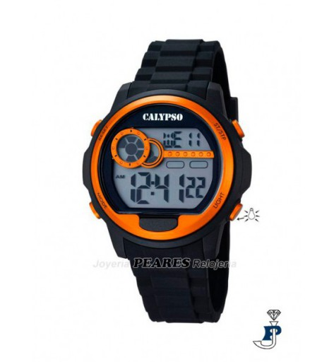 Reloj CALYPSO digital junior. - K5667/4