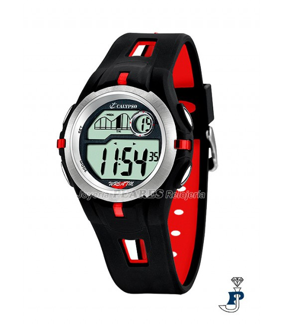 Reloj CALYPSO digital junior. - K5511/4