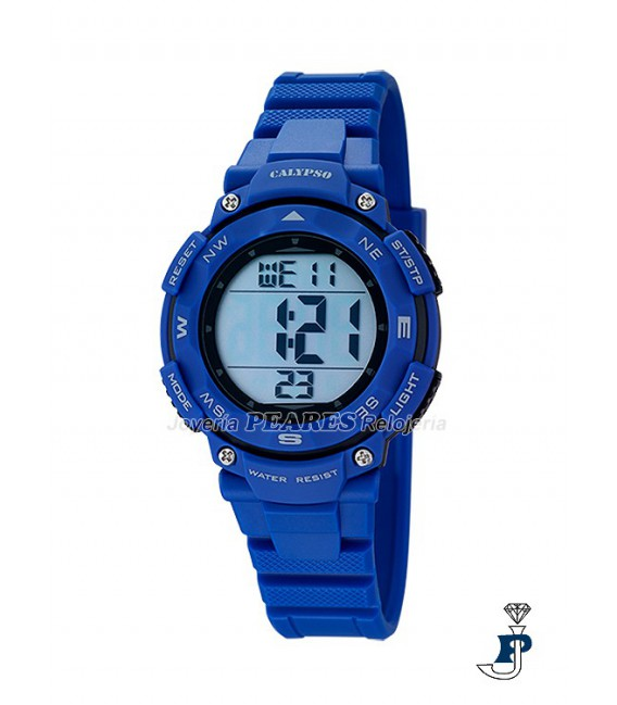 Reloj CALYPSO digital junior. - K5669/6