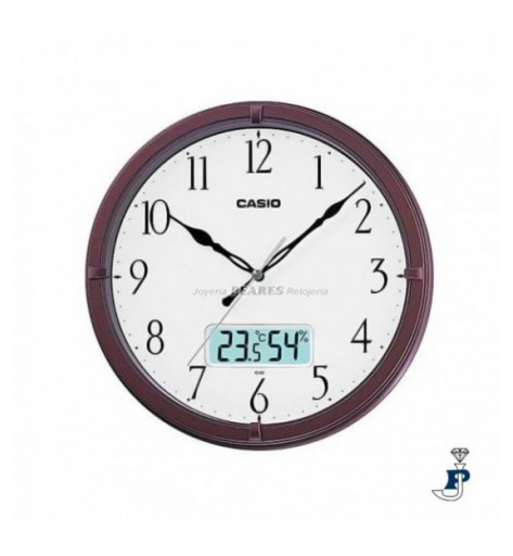 Reloj Casio de pared - IC-02-5